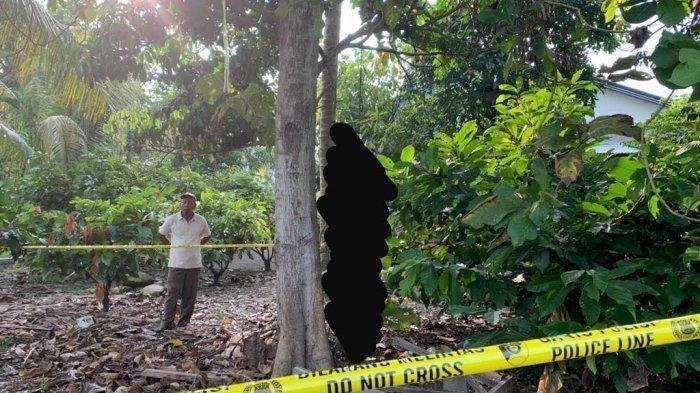 Pria 46 Tahun Tewas Gantung Diri di Pohon Jati, Korban Sempat Ngaku ke Ibunya Pusing Banyak Utang