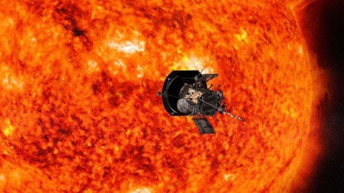 Satelit NASA Ini Nyaris Menyentuh Matahari, Pecahkan Rekor