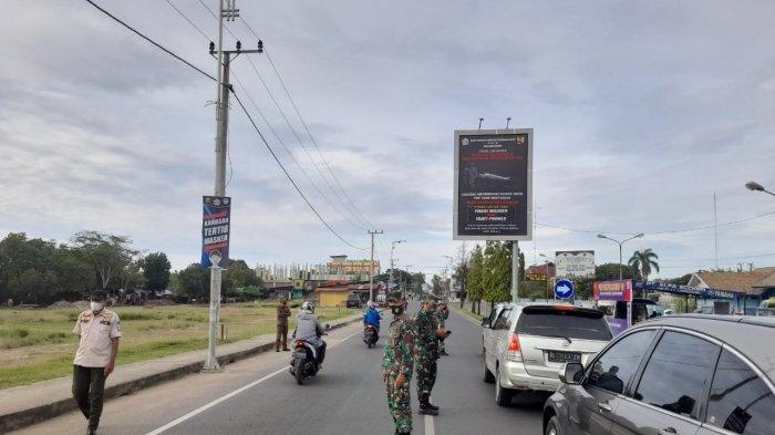 Satgas Covid-19 Kota Lhokseumawe Terus Ingatkan Warga Tetap Patuhi Protkes