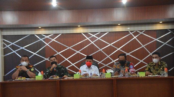 Satgas Covid-19 dan Forkopimda Terbitkan Keputusan Bersama, Terkait Kota Langsa Zona Merah