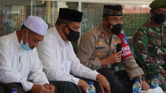 Kapolres Aceh Selatan Gelar Silaturrahmi Dengan Pimpinan Ponpes Se-Aceh Selatan