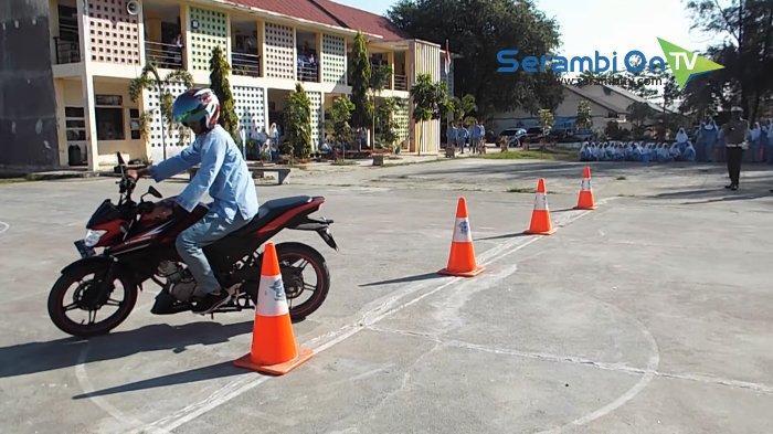 Honda Adakan Program Pelatihan Safety Riding