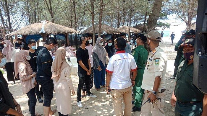 Marak Pelanggar Qanun Syariat Islam di Aceh Besar,Satpol PP Diperketat Razia di Lokasi Objek Wisata