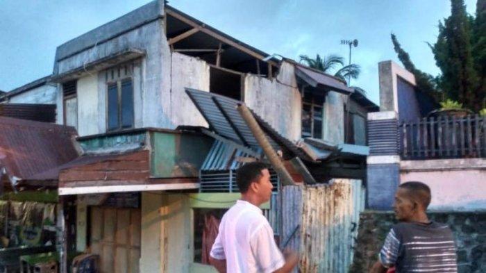 Gempa Tektonik Guncang Kota Sabang, Warga Diminta Jauhi Bangunan Rawan Ambruk