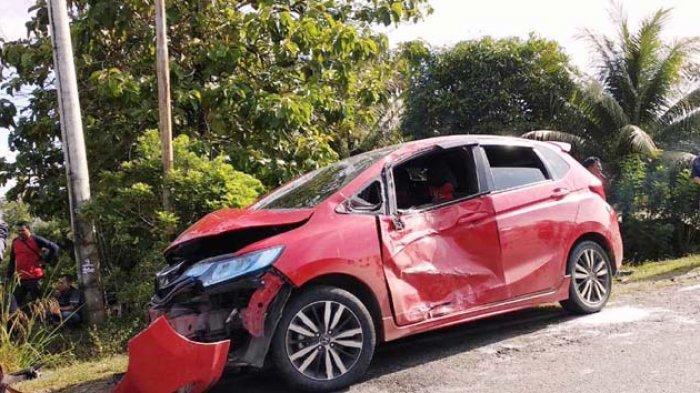 Kecelakaan di Suak Puntong Murni Pengaruh Narkoba