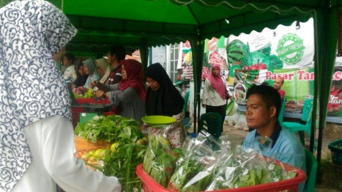 Selama Ramadhan, Pasar Tani  Distanbun Aceh Sediakan Aneka Pangan Segar, Hingga Sembako Harga Miring