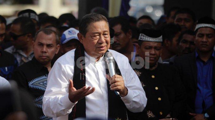 SBY Buka Rahasia Akhiri Konflik Aceh, Begini Kisahnya Menelepon Panglima GAM hingga Tsunami Datang