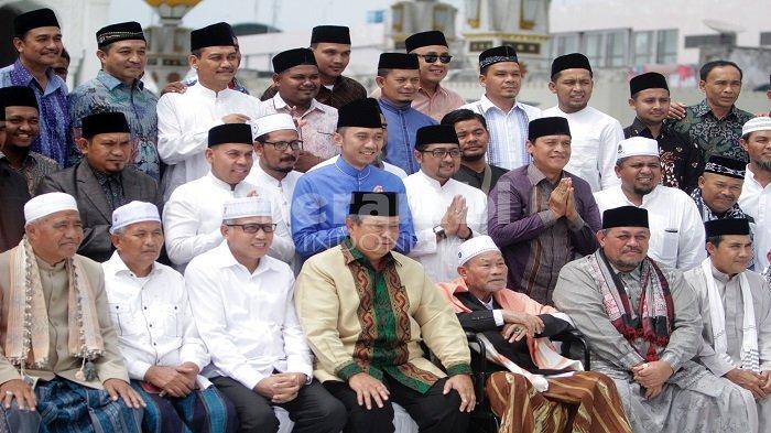Di Hadapan Ulama, SBY Ingatkan Plt Gubernur Aceh Soal Mengisi Perdamaian