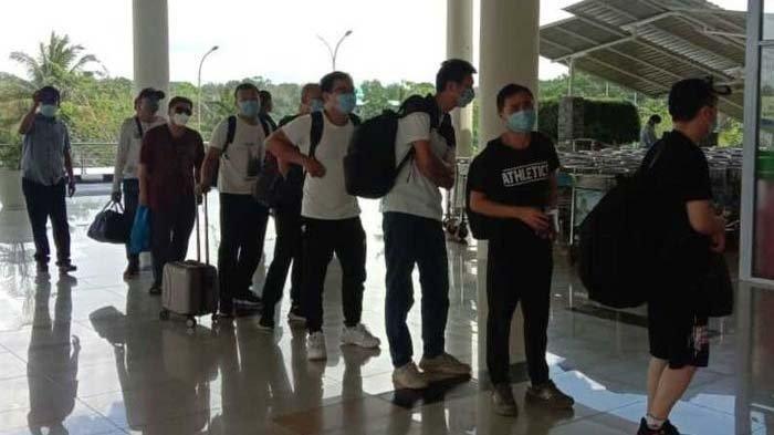 TKA China Masuk Lagi, Kini Total Ada 450 TKA China Bekerja di Bintan Kepulauan Riau