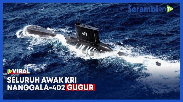Pakar Kapal Selam Australia Bingung, Bagaimana Indonesia Angkat KRI Nanggala-402 dari Dasar Laut