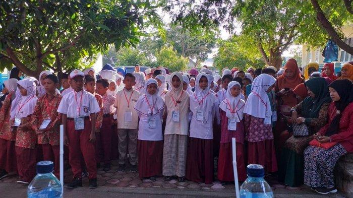 Terapkan Pelajaran Bahasa  Keluwat di SD Aceh Selatan