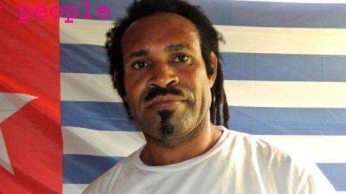 Sebby Sambon, Juru Bicara Organisasi Papua Merdeka (OPM).