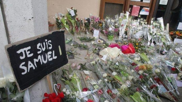 Kebohongan Siswi Berusia 13 Tahun Berujung pada Pemenggalan Guru Samuel Paty di Perancis