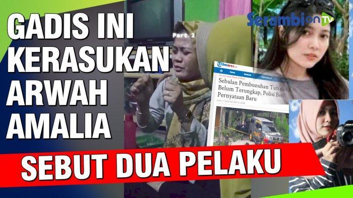 Pembunuhan di Subang, 57 Hari Yoris dan Yosef Bertemu, Lalu Yoris dan Istri Sama-sama Mimpikan Tuti