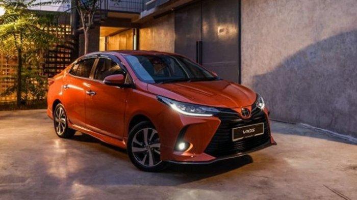 Toyota Vios Turun Paling Besar, Sampai Rp 60 Jutaan