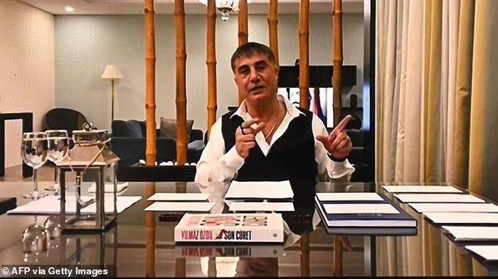 Bos Mafia Turki Beberkan Orang Dekat Erdogan Terlibat Kejahatan: Korupsi, Narkoba hingga Pembunuhan