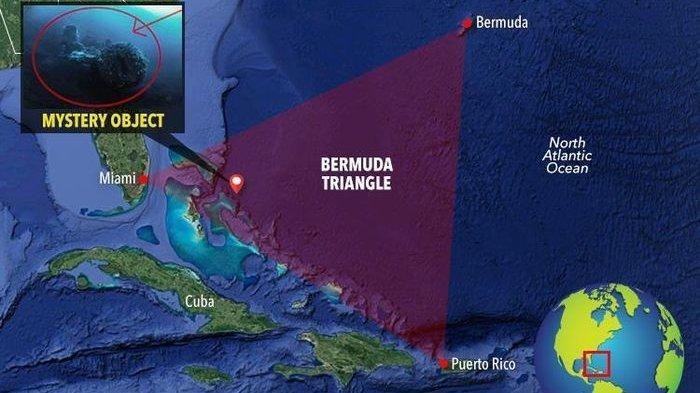 Misteri Tentang Lautan Iblis Terkuak, NASA Ungkapkan Apa yang Terjadi di Segitiga Bermuda