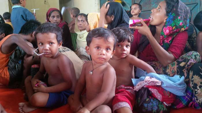 Jumlah Pengungsi Rohingya di Indonesia Capai 11.941 Orang