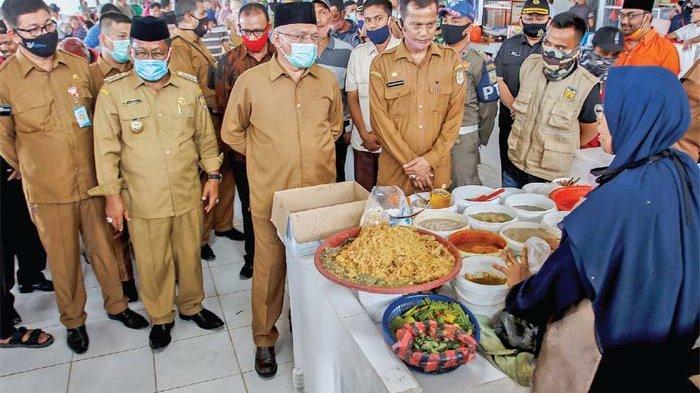 Lapak Jualan di Pasar Lamdingin akan Diprioritaskan untuk Pedagang dari Peunayong