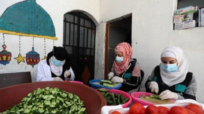 Inggris Potong Bantuan ke Perempuan Suriah Tanpa Tempat Tinggal, Kekerasan Seksual Bakal Meledak
