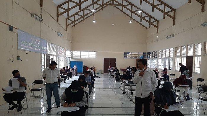 Disnakermobduk Aceh Kerja Sama dengan 32 Perusahan Lokal untuk Penempatan Peserta Magang