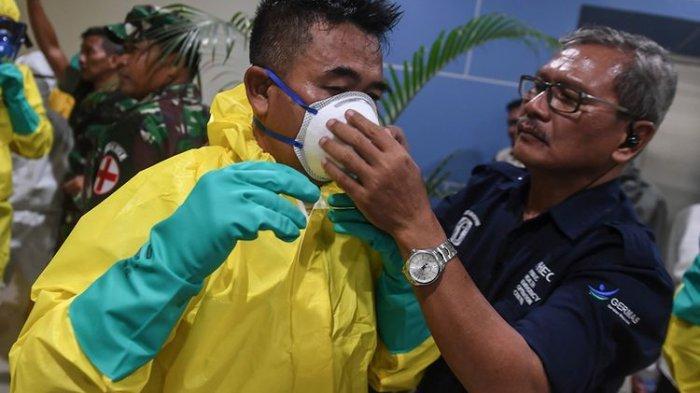 Jokowi Umumkan 2 Orang di Indonesia Terjangkit Virus Corona, Pemerintah Didesak Bentuk Crisis Center