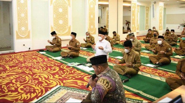 Sekda Aceh Ajak Semangat Tangkal Covid-19 Harus Terus Digelorakan