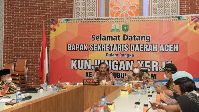 Sekda Aceh: Penanganan Covid-19 Butuh Komitmen dan Sinergisitas