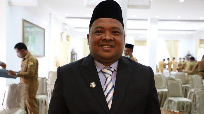 Bupati Lantik Sulaimi Jadi Sekdakab Aceh Besar