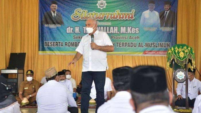Alhudri Sebut Siswa di Aceh Sudah Rindu Belajar Tatap Muka