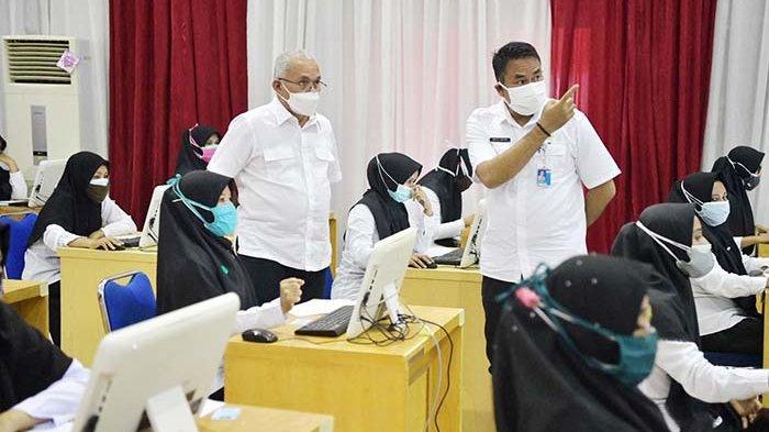Peserta Tes CPNS Aceh 57.684 Orang