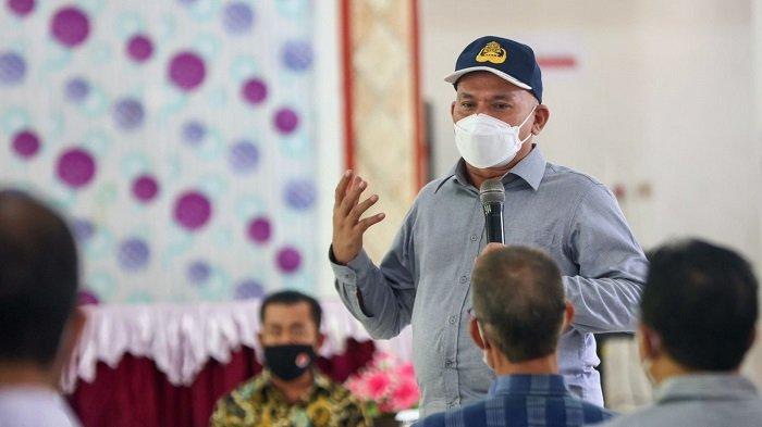 Sekda Aceh Dorong Pemkab Simeulue Sukseskan Vaksinasi, Sekda Simeulue Minta Hilangkan Keraguan