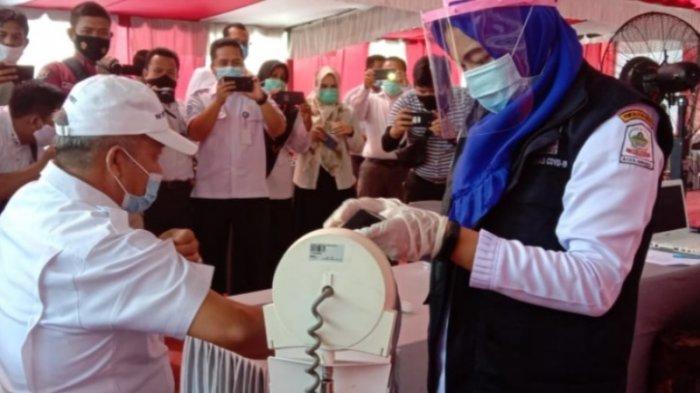 Realisasi Vaksinasi Covid-19 di Aceh Singkil Capai 77,56 Persen
