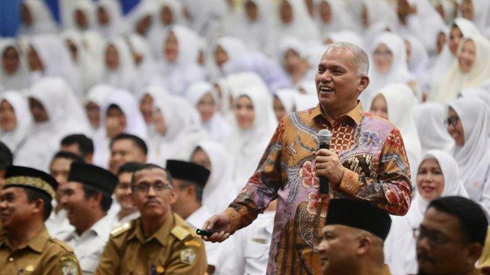 Sekda: Lanjutan RUPS Bank Aceh Syariah Tunggu Gubernur Sehat, Bustami Hamzah Masih Jabat Komut
