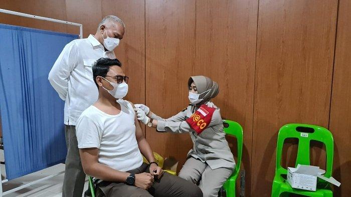Satgas Covid-19 Aceh Terus Pacu Vaksinasi untuk Capai Herd Immunity, 71.985 Orang Telah Divaksin