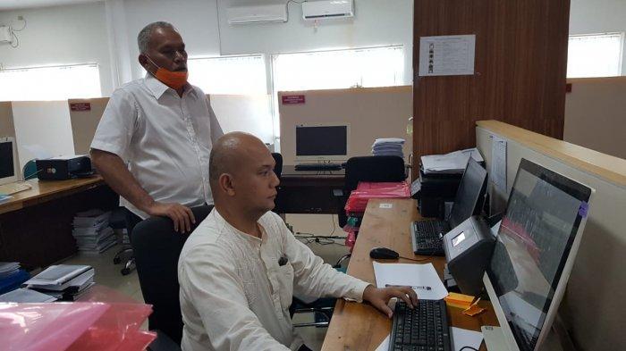 Sekda Aceh Taqwallah dan Rombongan Pantau Kesiapan Sejumlah SKPA di Banda Aceh Cegah Virus Corona