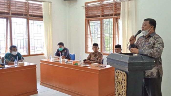 Camat Diminta Perkuat Kerja Sama dengan Muspika dan Masyarakat Aceh Besar