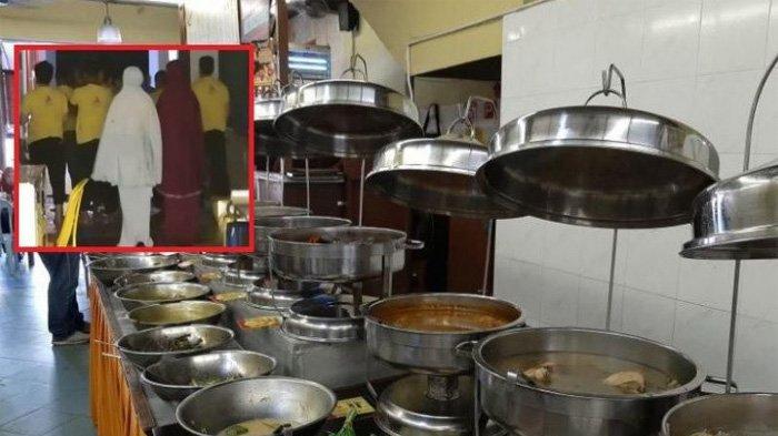 Hendak Makan Malam, Tapi Pekerja Restoran tak Ada, Sekeluarga Terkejut Saat Lihat ke Belakang
