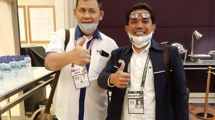 Exco Asosiasi Futsal Aceh Jumpai Sekjen FFI Edy Prasetyo, Begini Suasana Keakrabannya
