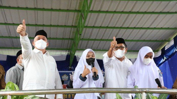 Kadisdik Aceh Akui Vaksinasi Siswa Bukan Urusan yang Mudah