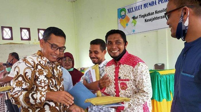 Khairunnas Pimpin Perhiptani Abdya