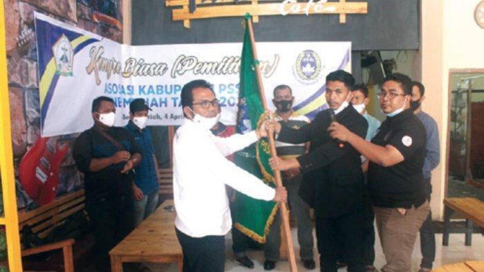 Fatin Taqi Ketua PSSI Bener Meriah