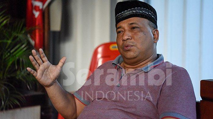 Beda Pilihan dengan Mualem, Ini Alasan Abu Razak Dukung Jokowi pada Pilpres 2019