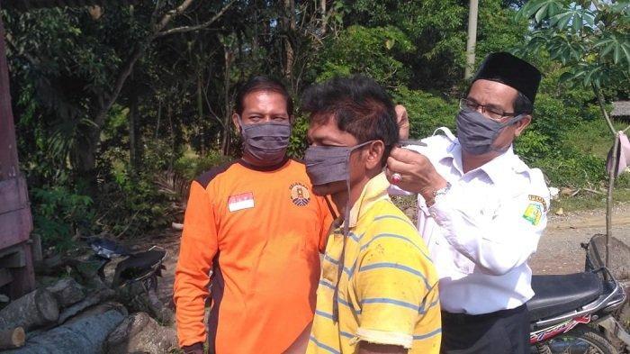 Siswa SMKN 2 Ciptakan Masker Pelindung