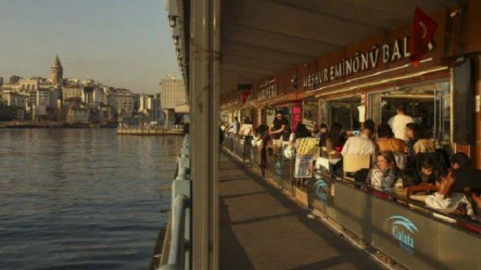 Gara-gara Kritik Proyek Selat Istanbul, Turki Tahan 10 Pensiunan Laksamana