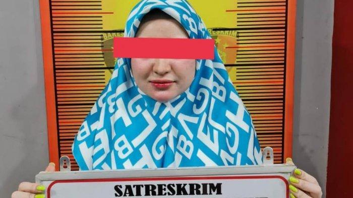 BREAKING NEWS - Selebgram Herlin Kenza Jadi Tersangka, Tersandung Kasus Kerumunan di Lhokseumawe