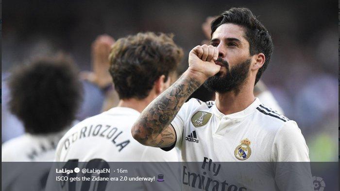 Jika Isco dan Odriozola Susul Brahim Diaz, AC Milan Jadi Tempat Buangan Pemain Real Madrid