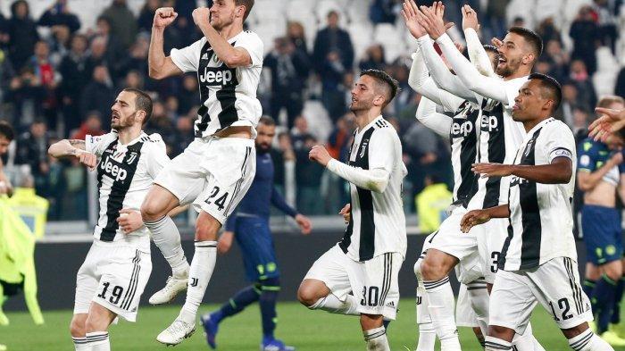 Unggul 19 Poin, Juventus Makin Sulit Dikejar Pesaing Terdekatnya di Liga Italia
