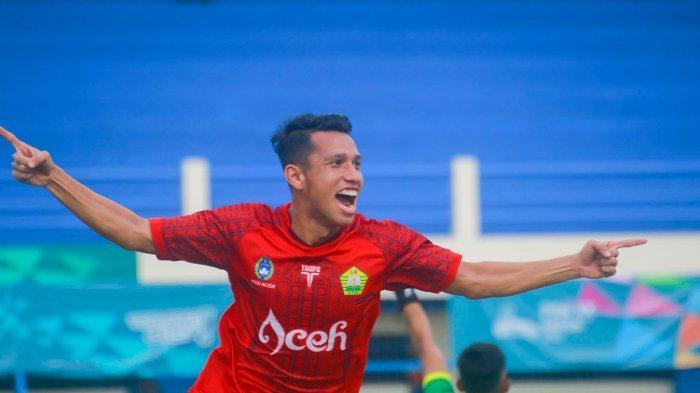 Live Streaming Final Sepakbola PON - Tiga Kali Bertemu Papua, Aceh Selalu Menelan Kekalahan