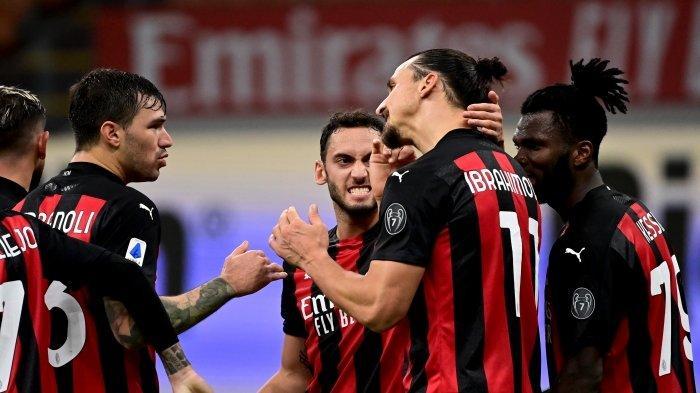 Rekor Tak Terkalahkan Milik AC Milan Kandas di Tangan Juventus, Sang Pelatih Tak Menyesal